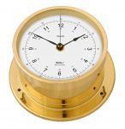 Picture of Fisher Quartz Clock 110mm
