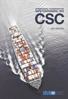 Picture of International Convention for Safe Containers (CSC), 2014 Edition