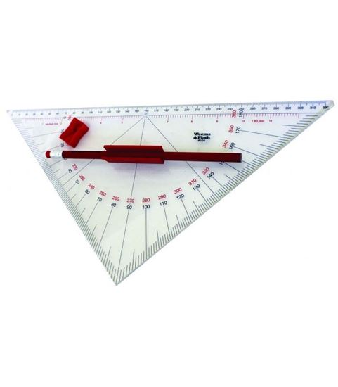 Picture of Protractor Triangle with Handle