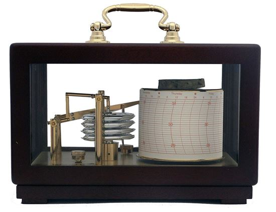 Picture of Weems & Plath Classic Barograph Item #: 410-C