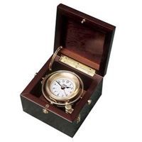 Picture of Weems & Plath Gimbal Box Clock Item #: 701100