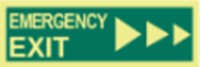 Picture of Emergency exit right