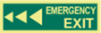 Picture of Emergency exit left