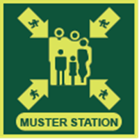 Picture of Muster station