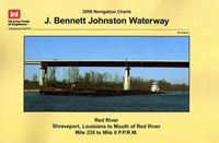 Picture of Red River / J. Bennett Johnston Waterway Navigational Chart Book