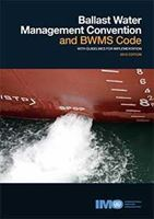 Picture of BWM Convention & BWMS Code with Guidelines for Implementation, 2018 Edition