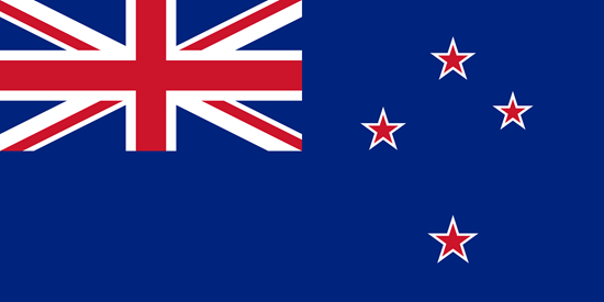 Picture of New Zealand Flag 4x6