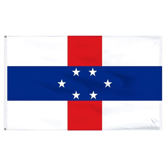 Picture of Netherland Antilles Flag 4'x6'