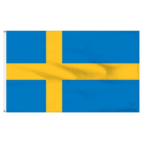Picture of Sweden Flag 3'x5'