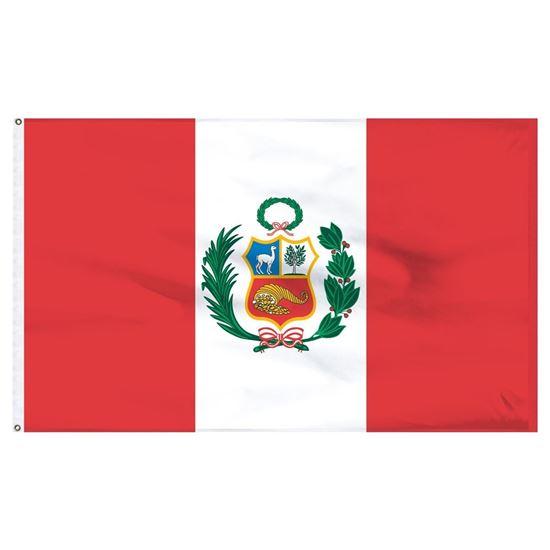 Picture of Peru Flag 4'x6'