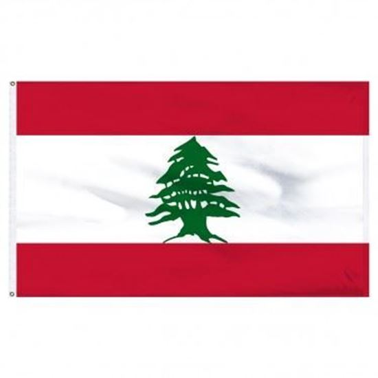 Picture of Lebanon Flag 3'x5'