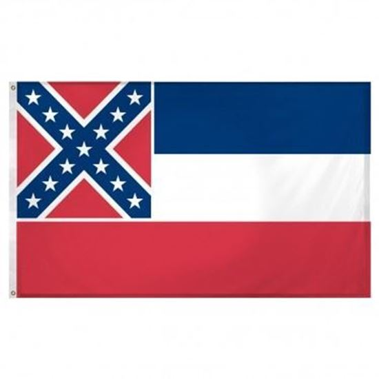 Picture of Mississippi Flag 4'x6'