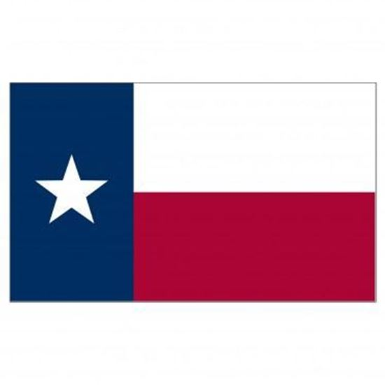 Picture of Texas Flag 4'x6'