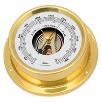 Picture of Fisher Brass Barometer 110MM