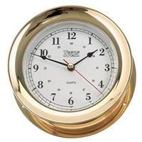 "Picture of Weems & Plath Admiral Quartz Clock 6"""