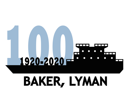 Baker, Lyman Celebrating 100 years in the Maritime Industry