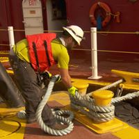 Picture of Fiber Line Characteristics and Care for the Maritime Industries