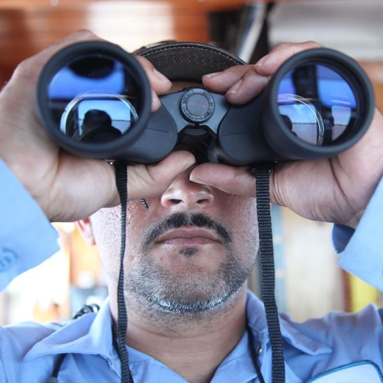 Picture of Navigation Safety: Duties of a Lookout