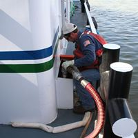 Picture of Person in Charge of Fuel Transfers for Inland Waterways