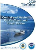 Picture of Tide Tables 2021: Central and Western Pacific Ocean and Indian Ocean