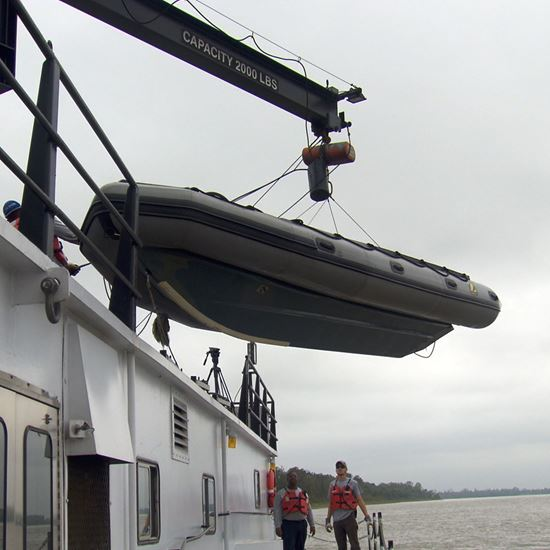 Picture of Safe Skiff Operations, Maintenance and Practices for the Towing and Workboat Industry