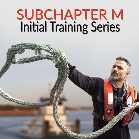 Picture of SubChapter M Initial Training Series