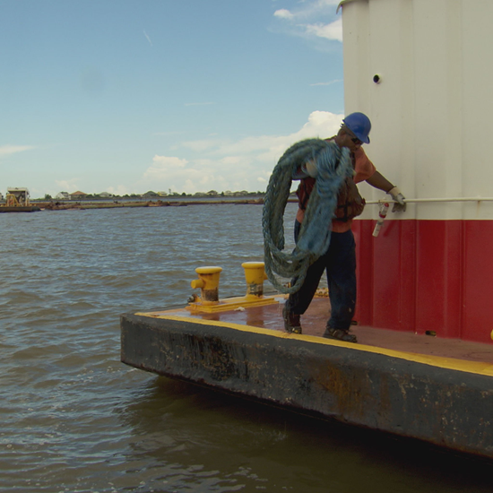 Picture of Man Overboard Prevention for the Inland Waterways