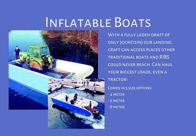 Inflatable Boat (6m)