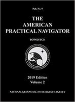 """Picture of American Navigator """"Bowditch""""  2019 Ed"""