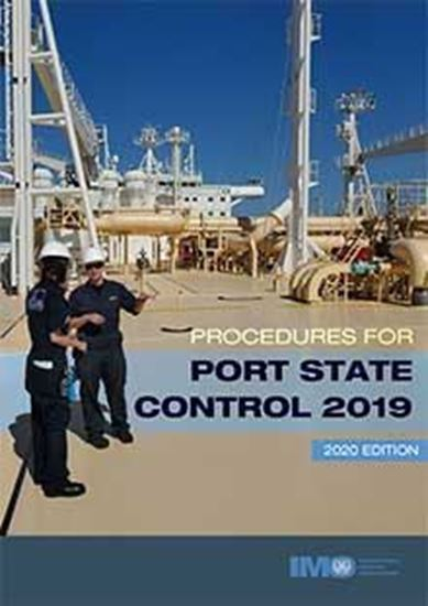 Picture of International Procedures for Port State Control 2019,2020 Edition
