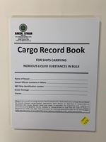 Picture of Cargo Record Book for Ships Carrying Noxious Liquid Substances in Bulk
