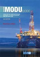 Picture of 2009 MODU Code, 2020 Edition I810