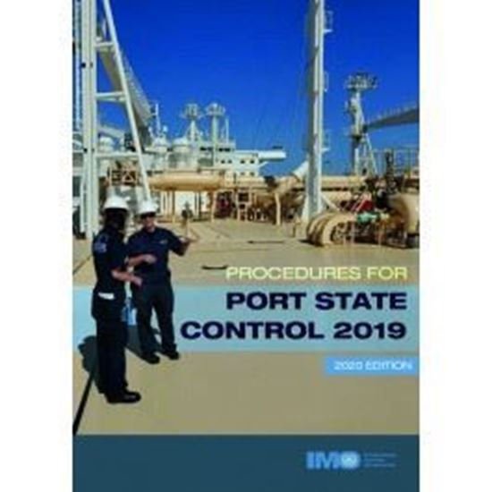 Picture of Procedures in Port State Control 2019, 2020 Edition