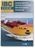 Picture of IBC Code, 2016 ID100E 2020 edition