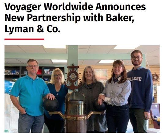 Voyager Partnership, via The Maritime Executive