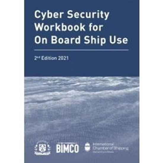 Picture of Cyber Security Workbook for On Board Ship Use 2021 Edition
