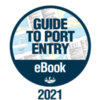 Picture of Guide to Port Entry Four Volume Set, 2021/2022 Electronic Edition